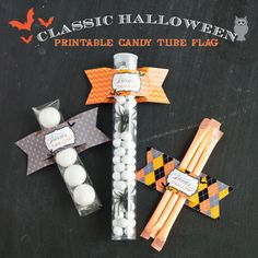 Halloween Treats made too Cute to Spook