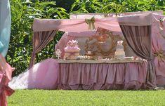 vintage princess theme