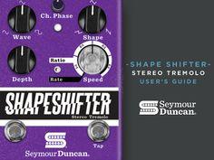 Shapeshifter<br /> USER'S GUIDE