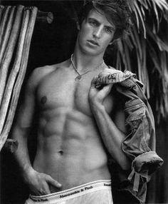 Eoin Macken. Irish model and actor.