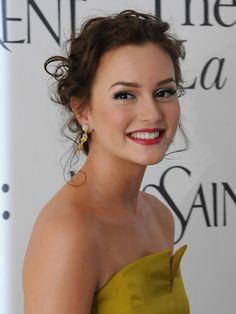 Leighton Meester: Best Old Hollywood Look