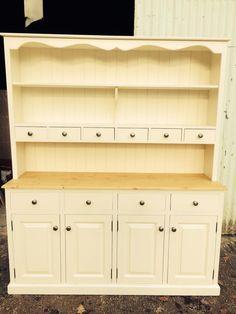 Hand Painted Dressers, Beautiful Hands, Kitchen Cabinets, Storage, Furniture, Home Decor, Kitchen Cabinetry, Homemade Home Decor, Decoration Home