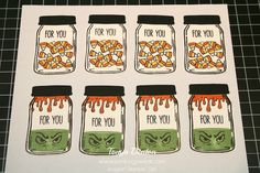 2016-10-halloween-tags Halloween Tags, Stampin Up, Sweet, Cards, Blog, Blogging, Maps, Playing Cards
