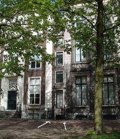 Het smalste huis - Lange Voorhout.