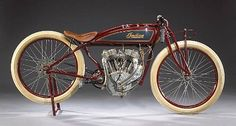 1920 Indian Daytona Motorcycle.