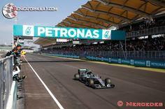 """Rosberg: """"Tras el choque con Vettel, pensé que mi carrera se había acabado""""  #F1 #MalaysiaGP"""