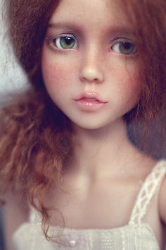 Eden - gorgeous.  I want to make dolls