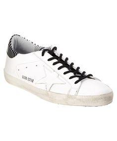 GOLDEN GOOSE Golden Goose Men's Leather Sneaker. #goldengoose #shoes #