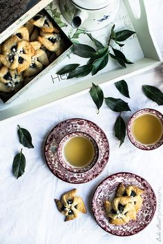 Joulutorttu {Pastas finlandesas de ciruelas} - Bake-Street.com
