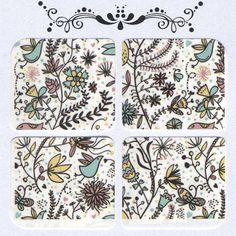 Daily Decals / Wild Flowers