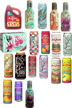 Arizona's flavored teas are impossible to find! #sad | Yummies ...