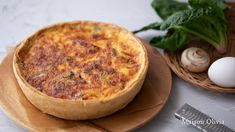 Quiche Lorraine, Camembert Cheese, Tart, Cooking, Sweet, Korea, Traveling, Food, Easter Decor