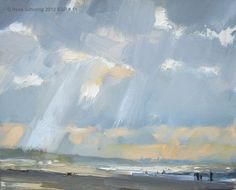 Roos Schuring | Nederlanse Vereniging van Zeeschilders