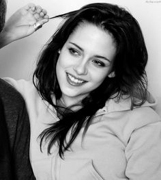 Kristen Stewart - don't like her as an actress but favorite movie is twilight!