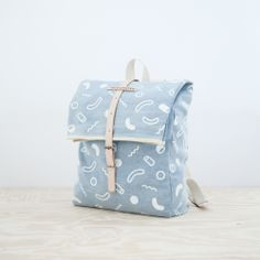 Image of Beans Denim Rucksack
