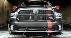 Hellcat Powered Ram Pickup With Ready To Burn It Up At Dodge Challenger Srt Hellcat C. Dodge Ram 1500 Hemi, Dodge Challenger Hellcat, Dodge Viper, Dodge Pickup, Dodge Trucks, Ram Trucks, Pickup Car, F150 Truck, Custom Trucks