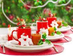 f34702a85e Resultado de imagen para fiesta de navidad Arreglos Florales, Feliz Natal,  Comidas Navideñas,