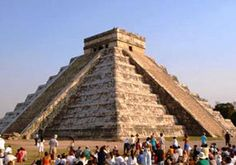 One of my favorite places! Mexico. Chichen Itza Mayan Ruins, near Cozumel. I've been there!!