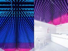 Nail It beauty bar by Estudio ALA, Zapopan – Mexico » Retail Design Blog