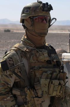 Australians to Adopt MultiCam for Use in Afghanistan