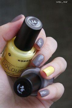 Happy manicure #korres #colour #nails #manicure