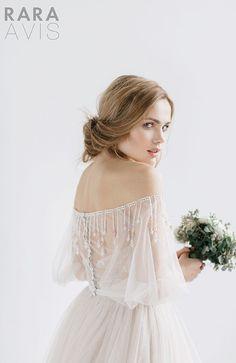 viris rara avis wedding bloom wedding dress 3 bmodish