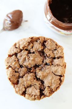 Nutella Oatmeal Cookies | THE KITCHENTHUSIAST