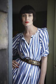 Erin O'Connor London Home Tour - UK Models