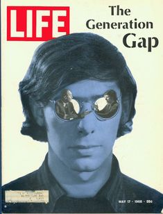 Life magazine, May 17, 1968 - The Generation Gap