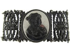 Rare Berlin Iron Bracelet from the Antique Jewellery Company, £3800