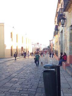 Oaxaca de Juarez, Oaxaca en Oaxaca