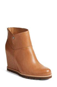 UGG® 'Amal' Wedge Boot (Women)