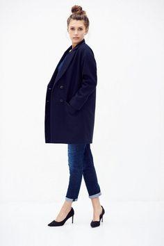 Gabriella Coat - Damen Mantel