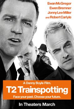 First there was an opportunity......then there was a betrayal. Twenty years have gone by. Much has changed but just as much remains the same. Mark Renton (Ewan McGregor) returns to the only place he can ever call home. They are waiting for him: Spud (Ewen Bremner), Sick Boy (Jonny Lee Miller), and Begbie (Robert Carlyle). Other old friends are waiting too: sorrow, loss, joy, vengeance, hatred, friendship, love, longing, fear, regret, diamorphine, self-destruction and mortal danger, they are…