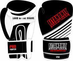 boxing gloves pro fighter top quality leather Fight Wear, Boxing Gloves, Leather, How To Wear, Tops, Boxing Hand Wraps