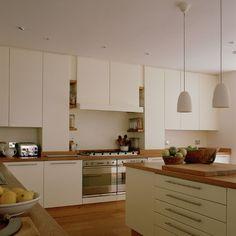 Sleek kitchen   South-East London Victorian home   House Tours   Homes & Gardens   PHOTO GALLERY   Housetohome