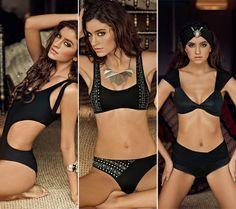 Malai Swimwear 2014 Collection  #swimwear #bikinis #swimsuits