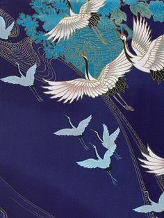 Kimono fabric ~Via Gaijin Crafter…