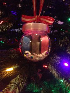 10 DIY Disney Ornament Ideas - The Mouse and the Monorail