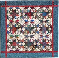 Pat Speth - South Dakota Star (Is there a wonder why I love this quilt?)