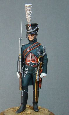 Figures: Gendarme d'ordonnance , photo #1