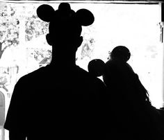 Mickey and Minnie <3