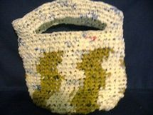 Plarn: Plarn Creations and Plarn Instructions: Plarn Bags and Purses by Deb