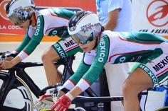 Ciclistas Mexicanos por plazas Panamericanas a Toronto 2015 ~ Ags Sports