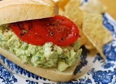 guacamole chicken salad | ChinDeep