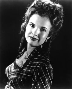 Gale Storm born April 5, 1922  Died June 27, 2009 aged 87 RIP  Photo: For The Dude Goes West (1948)