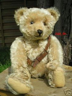 Bing Teddy....1920's ?