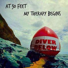Scuba Diving Quotes | True story! http://divingtales.com