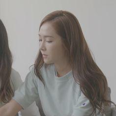 Ice Princess, Jessica Jung, Girls Generation, Snsd, Cucumber, Beauty, Beauty Illustration, Zucchini