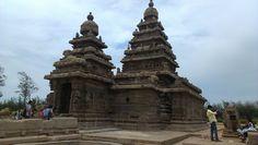 mahaballipuram: shore temple